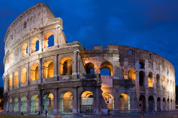 Сканеры древнего мира: Колизей