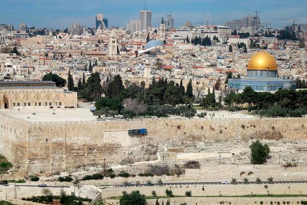 Сканеры древнего мира: Иерусалим
