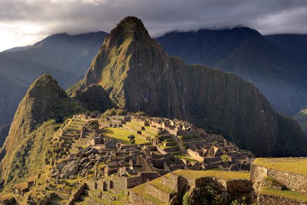 Сканеры древнего мира: Мачу Пикчу