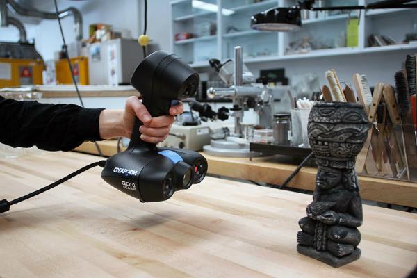 Creaform анонсировала новые 3d сканеры