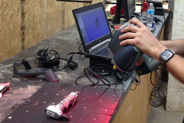 10 советов по сканированию ручным 3d сканером