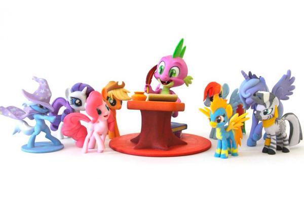 Персонализированные игрушки