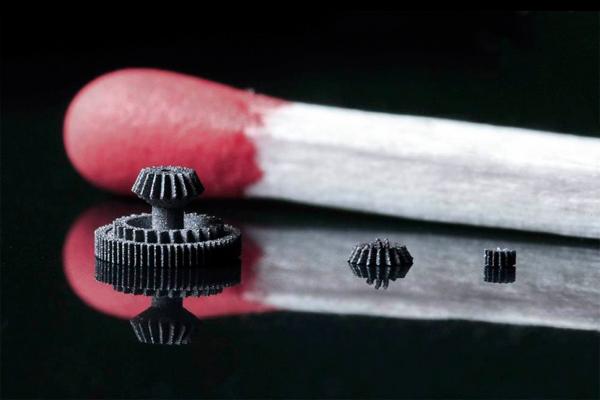 MLS технология для 3d печати крошечных изделий