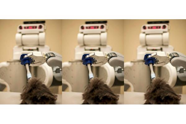 ROBOHUNTER: простой, напечатанный на 3d-принтере, адаптер делает бытовых роботов более реальными
