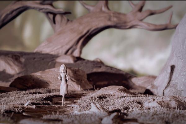 Фильм созданный при помощи 3d печати