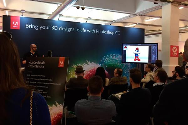 Adobe расширяет возможности 3d печати в своих приложениях