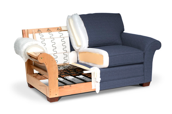 Новый способ производства мягкой мебели