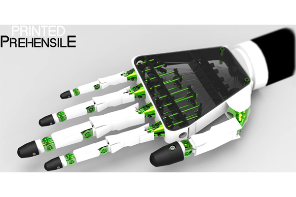 Инновационный протез руки