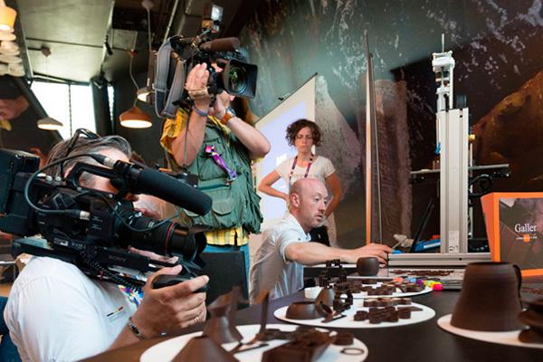 Smart Gastronomy Lab рассказывает о будущем 3d печати еды
