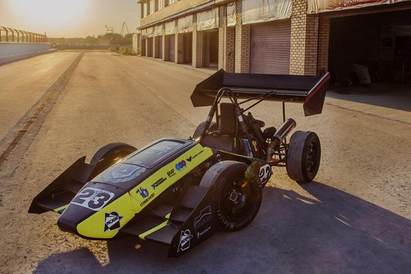 Bauman Racing Team используют PICASO 3D Designer для изготовления частей своего болида