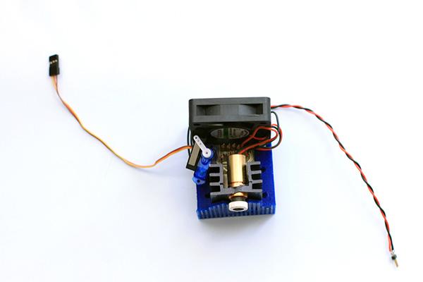 L-Cheapo - лазерная головка для 3d принтеров