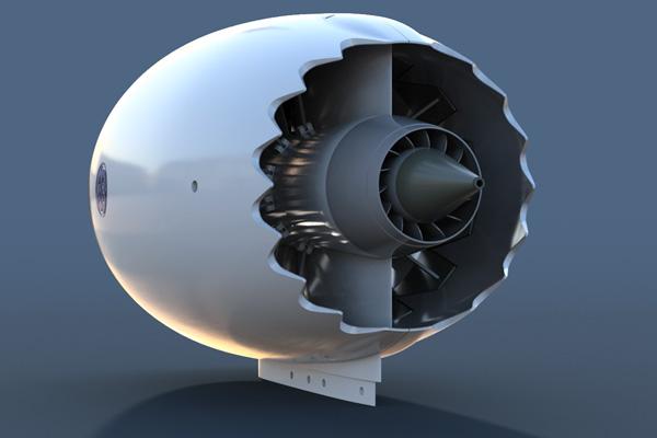 Любитель DIY создал полнофункциональный макет турбореактивного двигателя