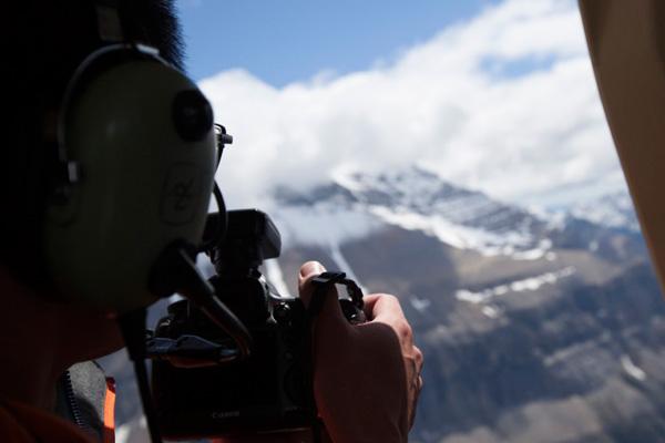 Corbel 3D отсканировала горы для Discovery
