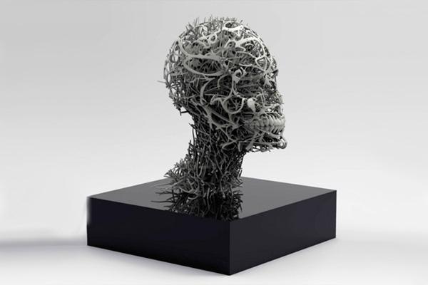 Душевные скульптуры Дуонг Ле