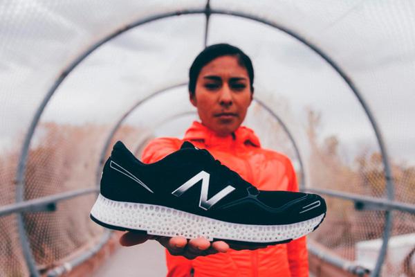 Новая линейка кроссовок New Balance
