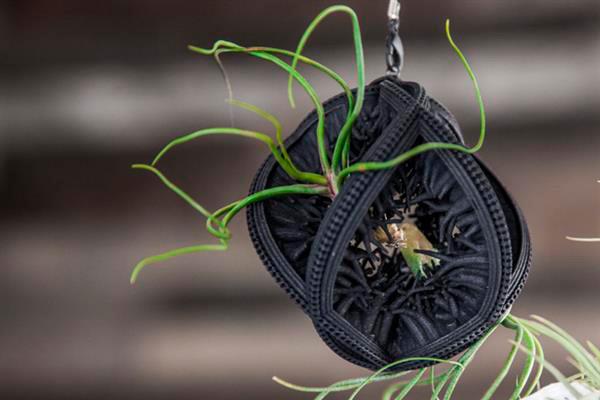 Подвесные горшки на 3d принтере