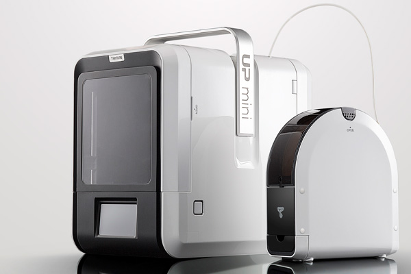3d принтер компании Tiertime - Up Mini 2