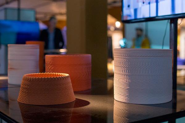 3d печать керамических изделий при помощи звука