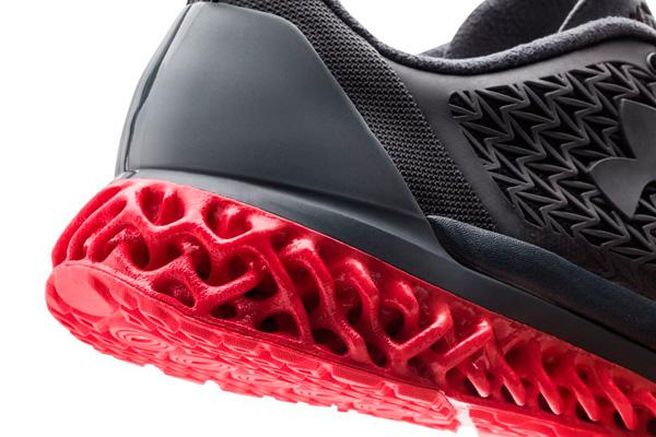 Напечатанные кроссовки Under Armour Architech