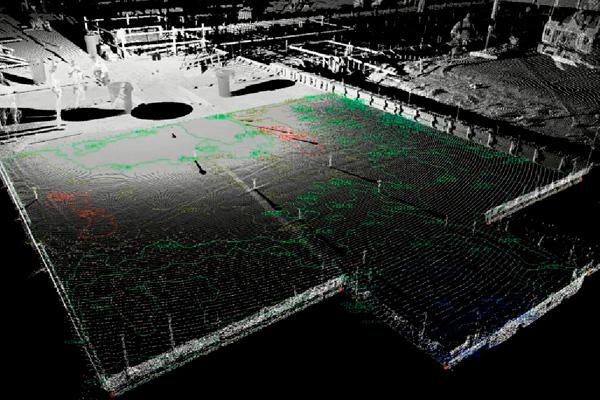 Autodesk и McCarthy поделились опытом использования 3d сканирования в строительной сфере
