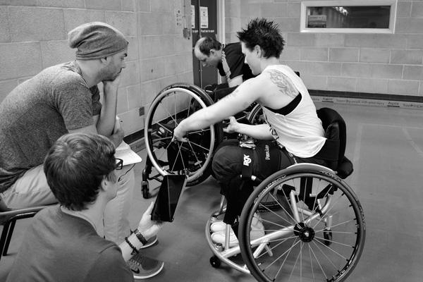Лондонская студия разработала первое инвалидное кресло печатаемое на 3d принтере