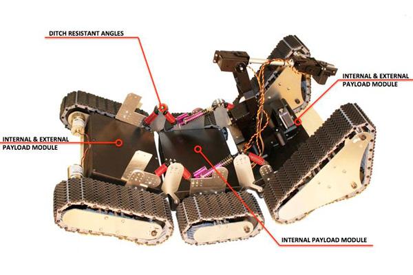 3d печать запчастей роботов