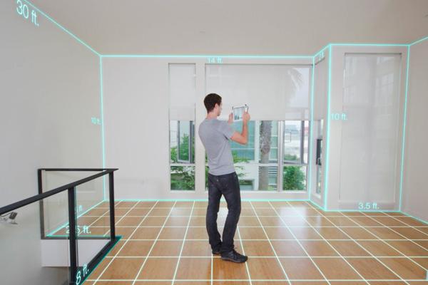 Компания Occipital выводит в массы 3d сканирование при помощи iPad