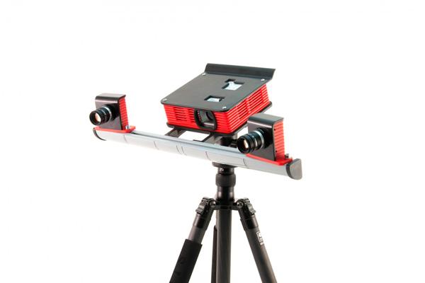 RangeVision представили новый 3d сканер