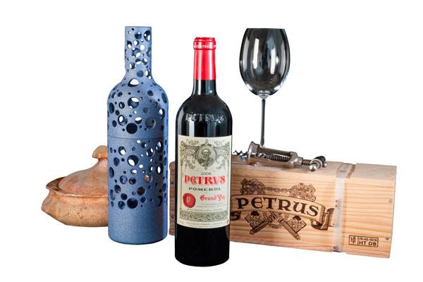 Удивительная подарочная упаковка для винных бутылок