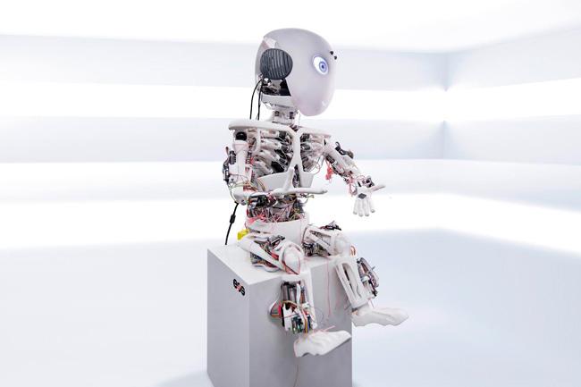 Компания EOS спонсирует проект по внедрению аддитивных технологий в робототехнику