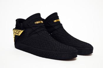 Дизайнер создал пару обуви полностью напечатанную на 3d принтере