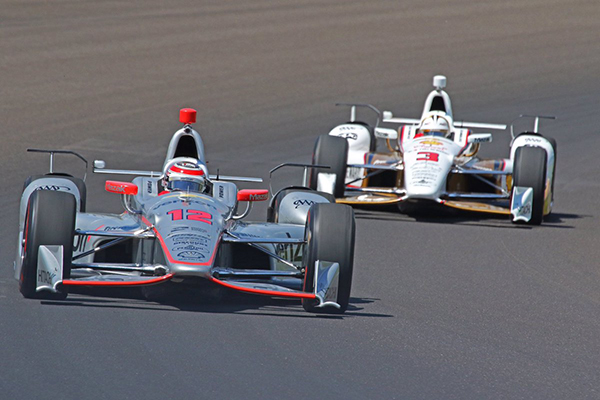 Коменда IndyCar будет использовать 3d технологии Stratasys