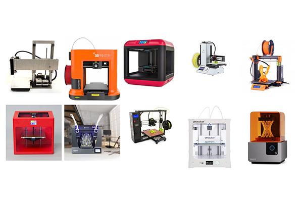 Какой 3d принтер купить в 2017 году?