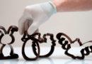 Бельгийский магазин создает шоколадные скульптуры на заказ