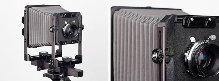 Аналоговый фотоаппарат Standard Camera
