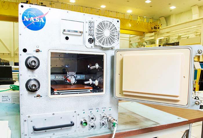 Система 3d печати в космосе