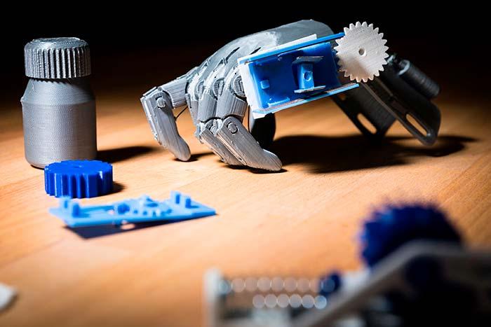 Протезы на 3d принтере